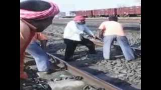 Indian Railway Trackman Group Song