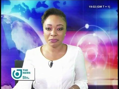 STV NEWS WEEKEND JOURNAL BILINGUE 20H00 - Samedi 31 Décembre 2016 - Narcisse MOTTO & Darling FEUDJIO