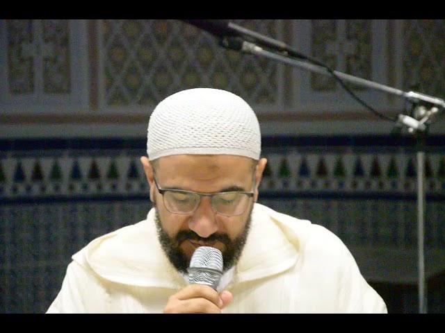 قراءة جماعية تعليمية لسورة النازعات برواية ورش  - الشيخ أحمد الهبطي أبوخالد
