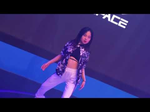 M-Space Shanghai Station Group E   Aaron Lee&刘思含 Choreography   GH5 Dance Studio