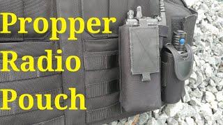 Propper Molle Radio Pouch