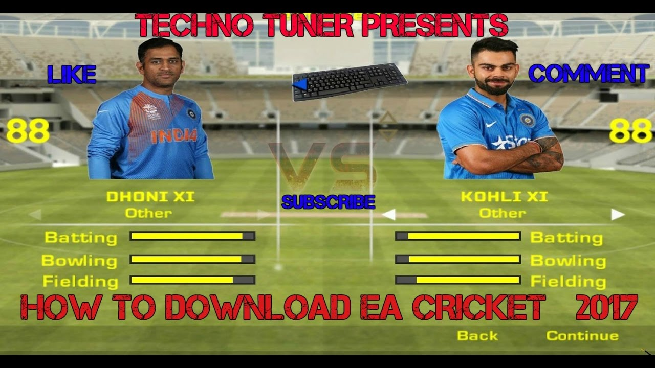 Complete Installation Of Ea Cricket 2017 Patch