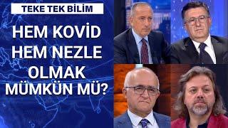 Kovid vaka sayıları katlanan İstanbulda önlem alınıyor mu?  Teke Tek Bilim – 25 Ekim 2020