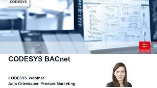 Webinar CODESYS BACnet (D)
