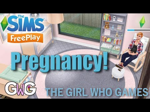 The Sims Freeplay- Guide to Pregnancy – The Girl Who Games