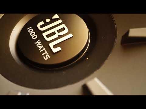 Обзор пассивного автосабвуфера JBL Stage 1200B