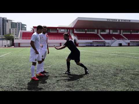 Gibraltar Football Association - Referee Recruitment Campaign