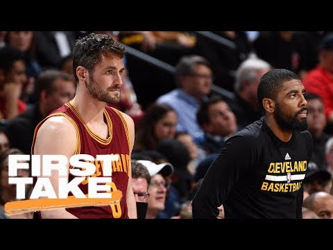 Mollywood: Who The Cavaliers Should Trade And More  First Take  June 9, 2017