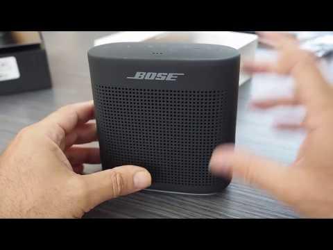 Altavoz BOSE SoundLink Color II - Bluetooth y AUX,  Manos libres, IPX4