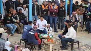 شباب مخيم الزعتري... همومهم وآمالهم؟ | شباب توك
