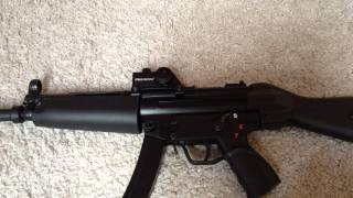 [airsoft] classic army mp5a2 sportline review [hd]