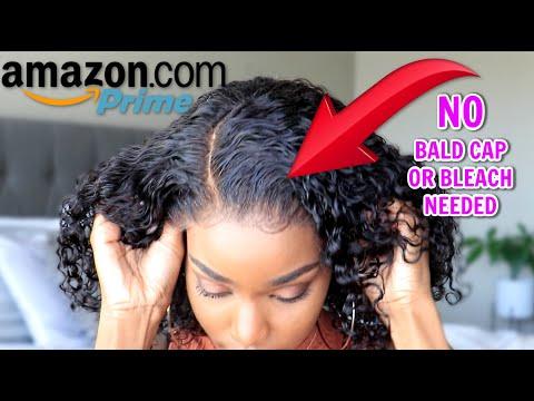 OMG! Fake Scalp Wigs On Amazon Prime!?! | JessicaHair Fake Scalp Wig