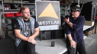 Euroblast Festival Sound von WestLab Audio (Interview)