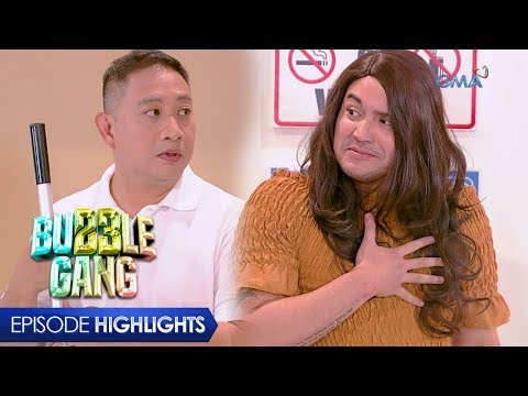 Bubble Gang: Hoy, bawal ka mag-CR d'yan!