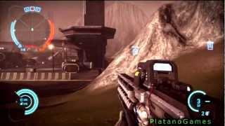 Dust 514 - Full Multiplayer Skirmish - Eve Online - New Eden - Desert Moon - Part 1 - HD