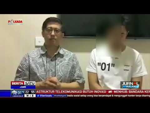 Ayah Pelaku Penghina Jokowi Meminta Maaf