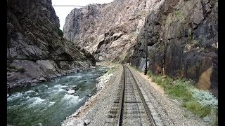 Royal Gorge Route Railroad – Driver's Eye View thumbnail