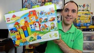 LEGO Mail #8: Duplo Deluxe Box of Fun 10580 | brickitect