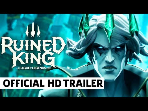 Ruined King A League of Legends Story - Cinematic Announcement Trailer