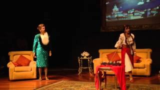 En el Prometeo se presenta la comedia Peluconas Light