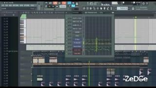 KSHMR Melody Compilation In FL Studio (The Lion Across The Field EP) [FREE FLP]