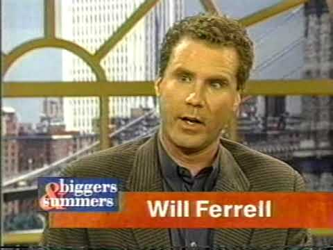 WILL FERRELL, TRACY MORGAN, JIM BREUER, CHERI OTERI INTERVIEW 1996