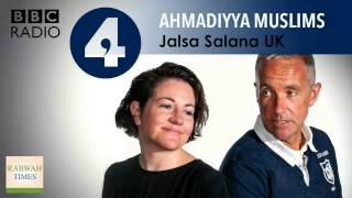 BBC Radio4 iPM: Eddie Mair & Jennifer Tracey talk about Ahmadiyya Muslim Community