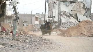 أخبار حصرية - عودة الحياة إلى مدينة الباب بعد تحريرها من #داعش