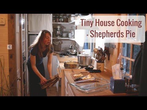Tiny House Cooking - Shepherd's Pie