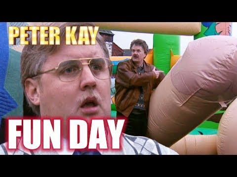 The Phoenix Club's Family Fun Day   Peter Kay