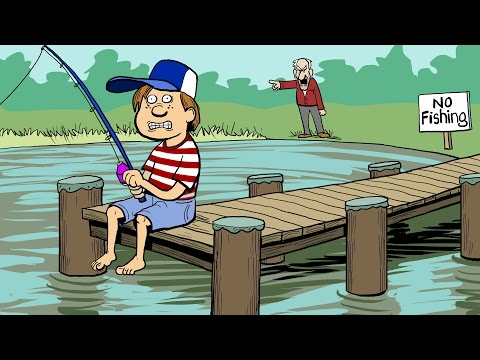 What Is Illegal Fishing? | A Cartoon Crash Course