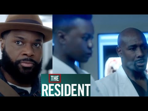 Download The Resident Season 4 Trailer - A Love Triangle Brewing Between Dr. AJ Austin, Dr. Mina And Dr. Cain