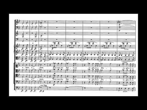 Franz Schubert - Mass No. 3 in B flat major, D 324 (with score)