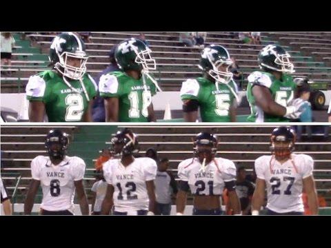 Vance vs AL Brown : HSFB North Carolina  UTR Highlight Mix 2016