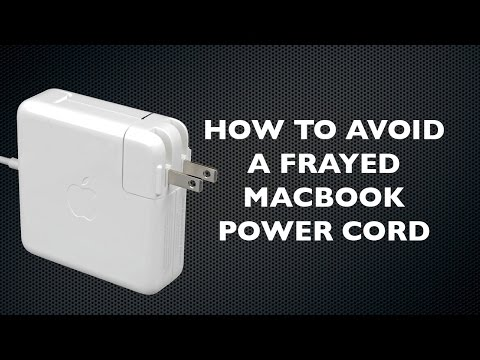 How to Properly Wrap Your MacBook Power Cord to Avoid Damaged or Fraying