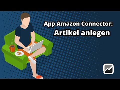tricoma - Artikel bei Amazon anlegen [Beta]