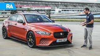 Jaguar XE SV Project 8 (600 cv). Testámos a BESTA!