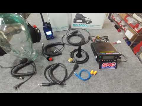 SAMPSON Racing Communications 20watt Digital Radio System For Endurance Racing