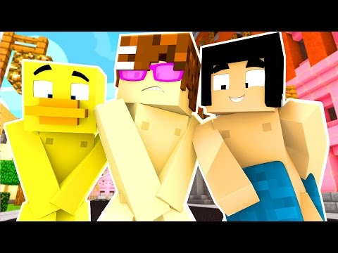 MOST LIKELY TO STRIP NAKED!? | Minecraft Most Likely To