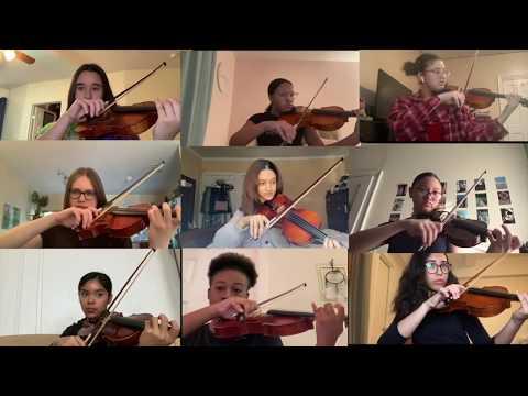 Elgar's Nimrod, Talent Unlimited High School