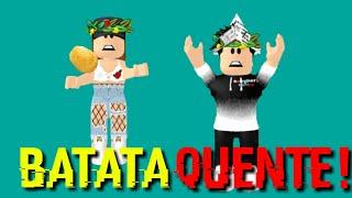 BATATA QUENTE NO ROBLOX!  Roblox:Potato Panic!