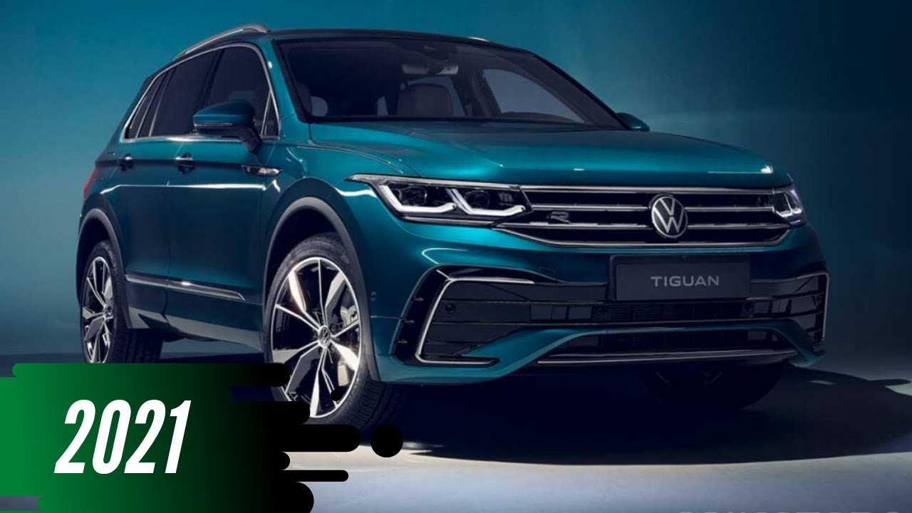 Así es el Volkswagen TIGUAN de 2021 - YouTube