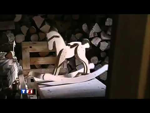 Fabrication de jouet en bois cheval a bascule dans le val - Fabrication d un bar en bois ...