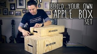 Build Your Own DIY Apple Boxes