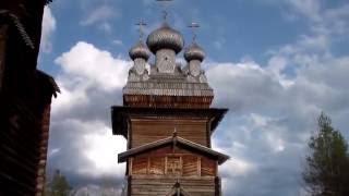 Компас Приключений - Путешествие в Архангельскую область (Трейлер)