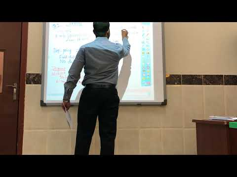 Accounting lesson (1)