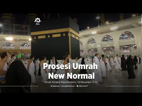 Perjalanan Umrah + Kajian Ustadz Salim A. Fillah - Umrah Jejak Nabi 7.