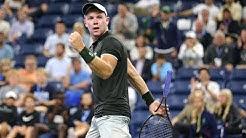 Dominik Koepfer vs. Reilly Opelka | US Open 2019 R2 Highlights
