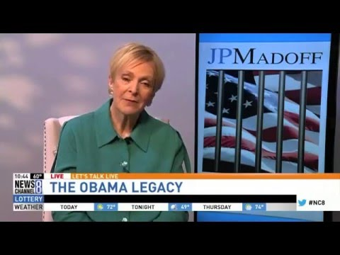 Helen Chaitman Discusses JPMadoff WJLA TV