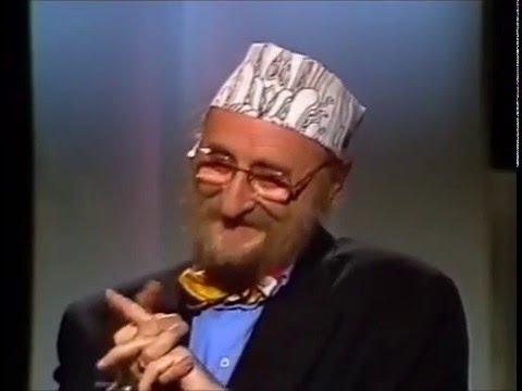 Heut Abend mit Ernst Fuchs 29 9 1990